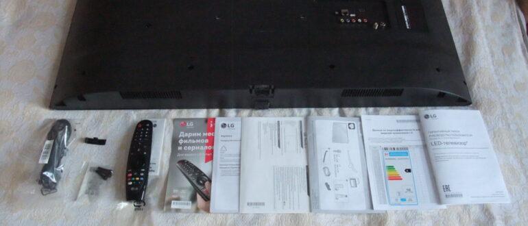 Обзор телевизора LG 43UM7020PLF
